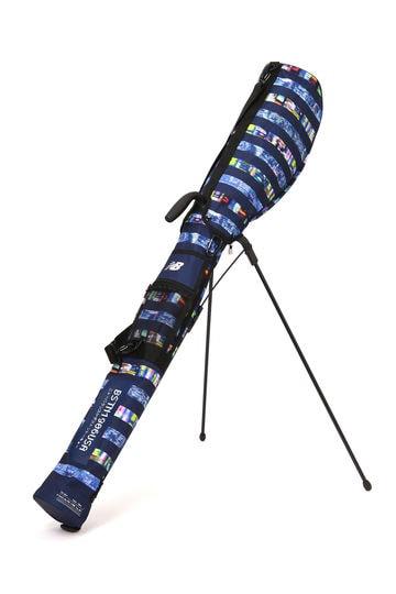 セルフスタンドバッグ <ディストリクカモ/トーキョーナイトボーダー> (46インチ対応) (UNISEX METRO)