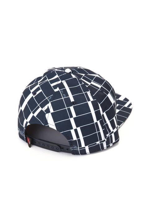 FLAT BRIM CAP