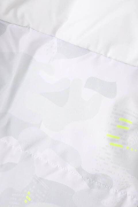 アーバンタワーカモフラージュプリント 3WAY フルジップ パデッド ブルゾン (MENS METRO)