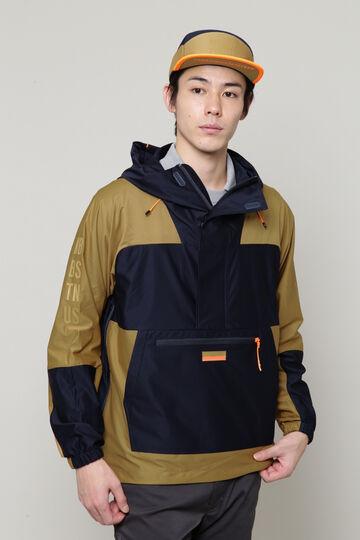 【直営店舗限定】ハーフジップ アノラックパーカー (MENS)