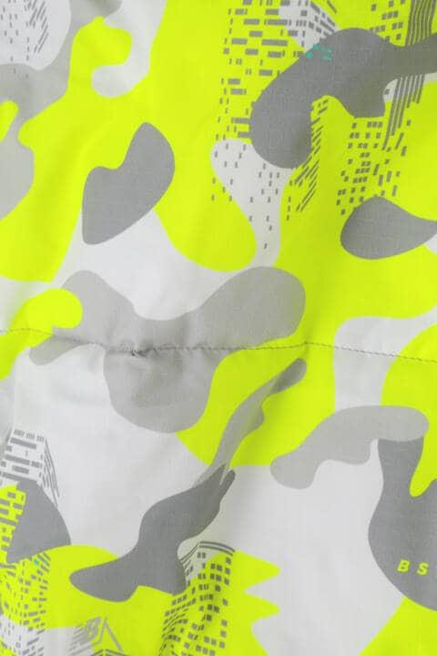 アーバンタワーカモフラージュプリント 4WAY フルジップ パデッド ブルゾン (WOMENS METRO)