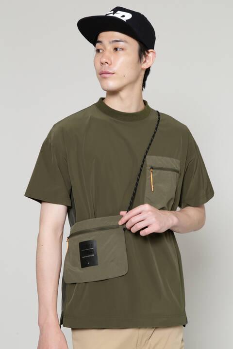 【直営店舗限定】ソフトシェル 半袖 Tシャツ (UNISEX)