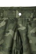 アーバンタワーカモフラージュプリント パデッド ロングパンツ (MENS METRO)
