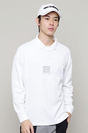 【直営店舗限定】長袖 ポロシャツ (MENS)