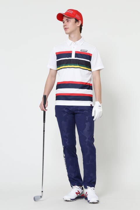 半袖 カラーシャツ (MENS)