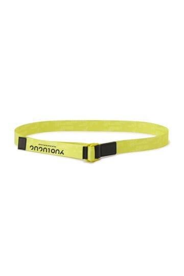 デジタルタイプカモフラージュプリント テープベルト (UNISEX SPORT)