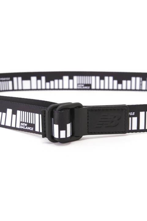 スカイラインプリント グログランテープ ベルト (UNISEX METRO)
