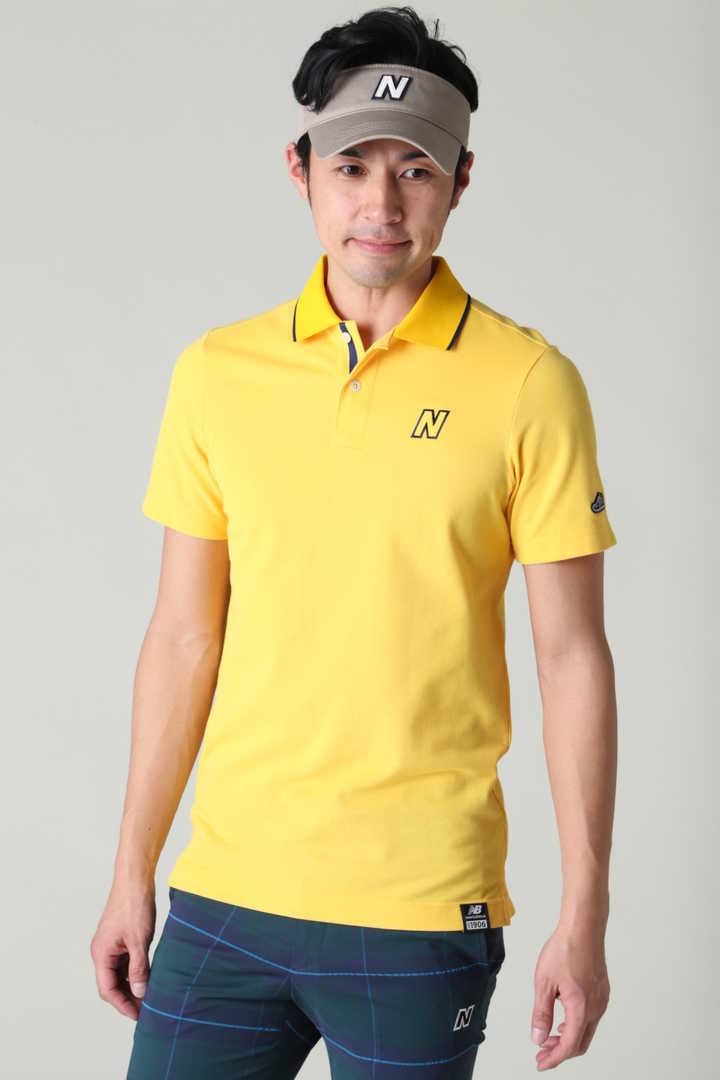 クールマックスNワンポイント半袖ポロシャツ(METRO MENS)