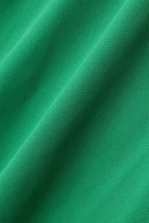 クールマックスBOSTONロゴ半袖ポロシャツ(METRO WOMENS)