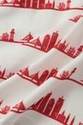 シーケンスボーダープリント スカート (WOMENS)