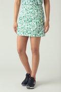 アイビーリーフプリント スカート(WOMENS)