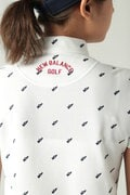スニーカープリント ボタンダウンシャツ (WOMENS)