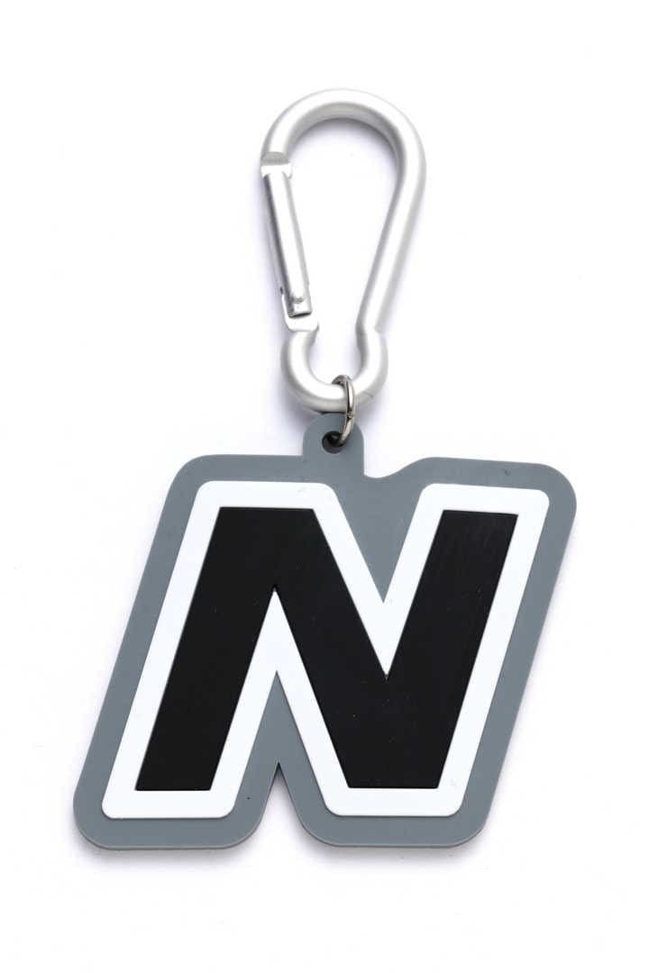 Nモチーフ シリコンネームプレート(UNISEX)