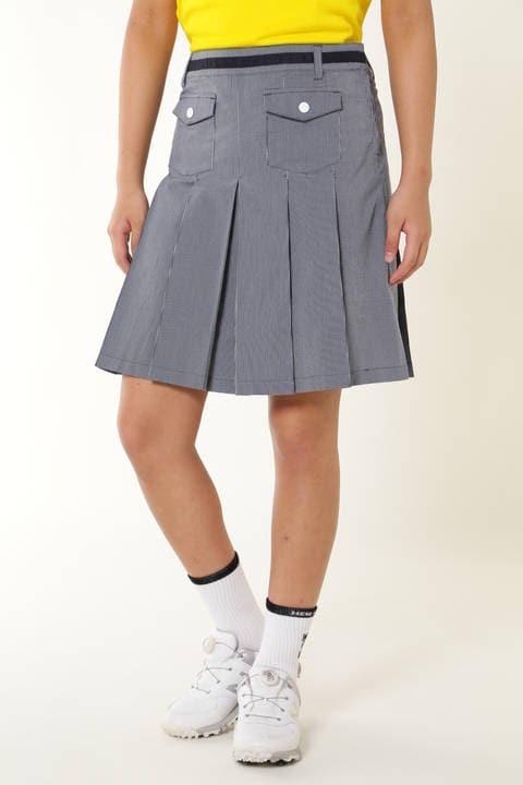 ストレッチコードレーン スカート (METRO WOMENS)