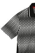マンホールプリント 半袖ポロシャツ (MENS SPORT)