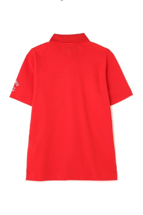 COOLMAX 半袖カノコポロシャツ (METRO MENS)