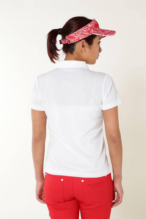 タスランスパンカノコ 半袖ポロシャツ (WOMENS METRO)