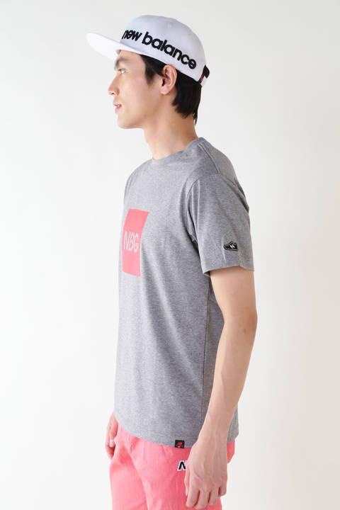 NBG スパン天竺 半袖Tシャツ (METRO MENS)