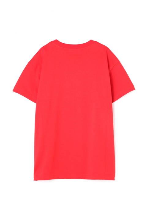 スパン天竺 シューズプリント Tシャツ (WOMENS METRO)