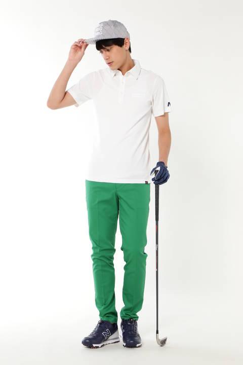 タックカノコ 半袖カラーシャツ (METRO MENS)