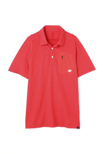 タックカノコ 半袖 カラーシャツ (MENS advance pac)