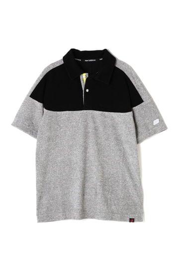 パイル 半袖ポロシャツ (MENS advanced pac)