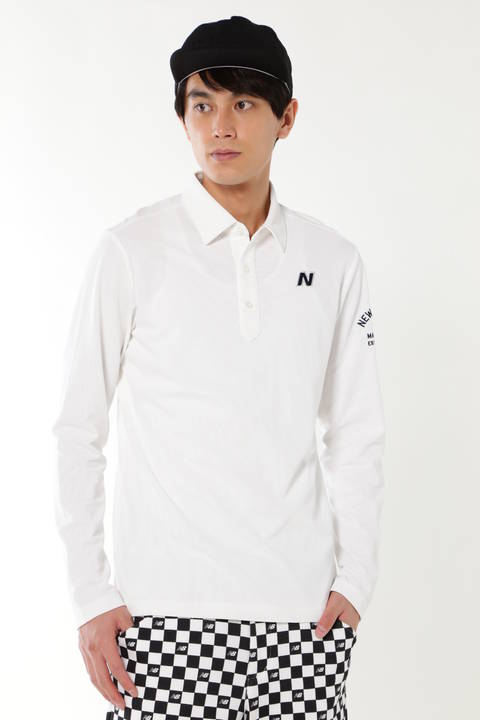 タックカノコ 長袖カラーシャツ (METRO MENS)