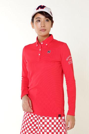 タックカノコ 長袖ボタンダウン カラーシャツ (METRO WOMENS)