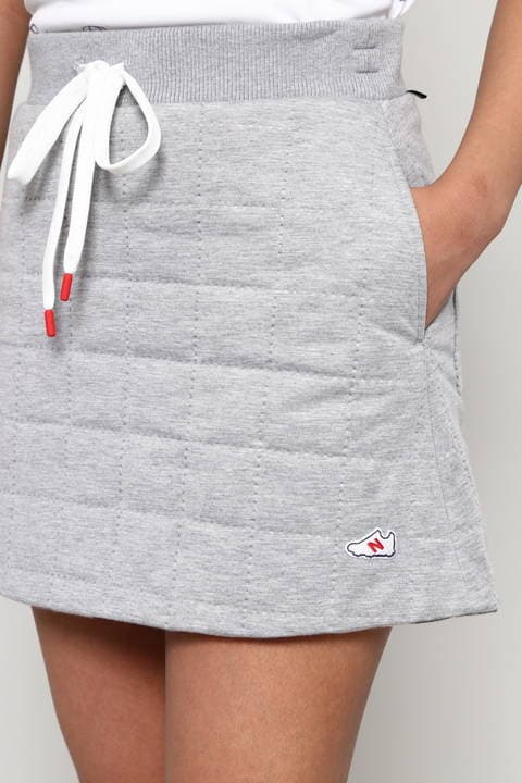 リバーシブル 中綿 スカート  (WOMENS METRO)