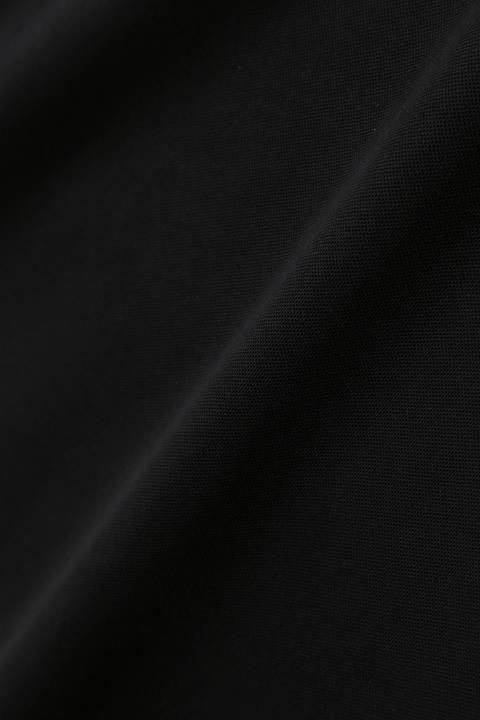 ボーダープリント 半袖 ポロシャツ (MENS METRO)