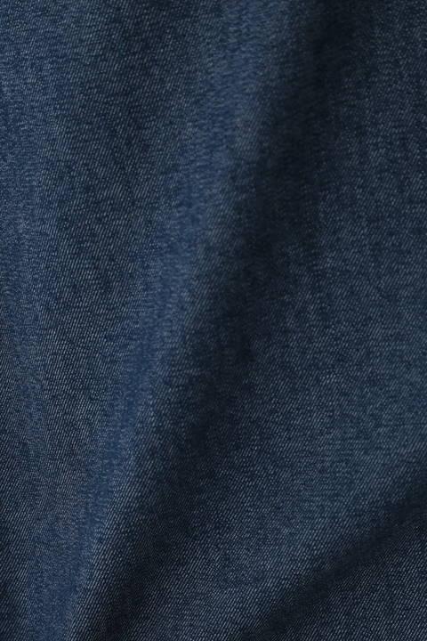 デニムライク ストレッチツイルスカート (WOMENS METRO)