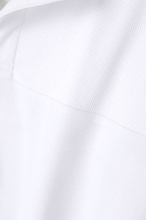 スパンダブルフェイス 半袖ポロシャツ (MENS advanced pac)