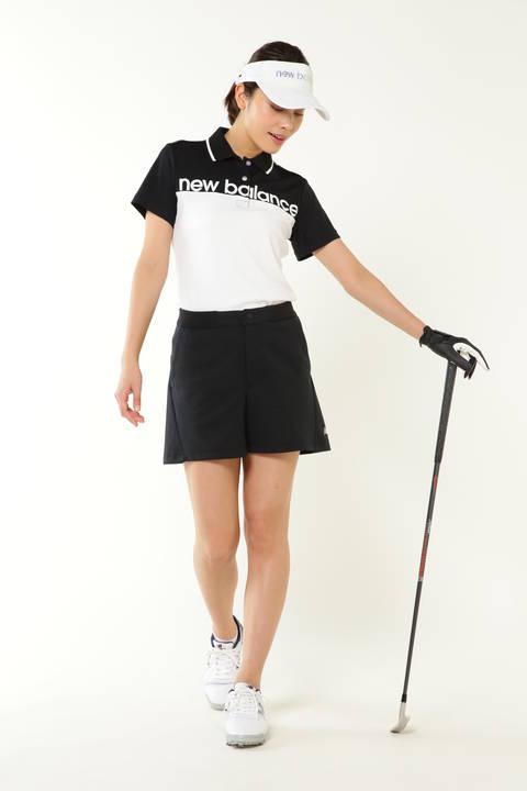 配色 半袖 ポロシャツ (WOMENS SPORT)