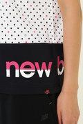 スパンダブルフェイス ドットプリト×カノコ 半袖ポロシャツ <プロ監修モデル> (WOMENS advanced pac)