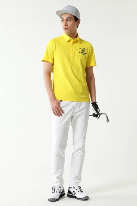 タックカノコ  半袖カラーシャツ (MENS METRO)