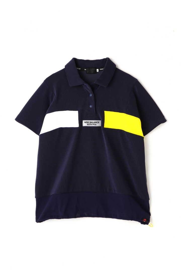 パイル 半袖カラーシャツ (WOMENS advanced pac)