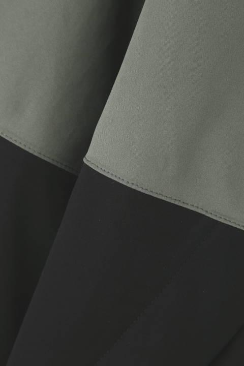 【直営店舗限定アイテム】 カオチンスムース ラミネーションフルジップ ウインドフーディ (MENS advanced pac)