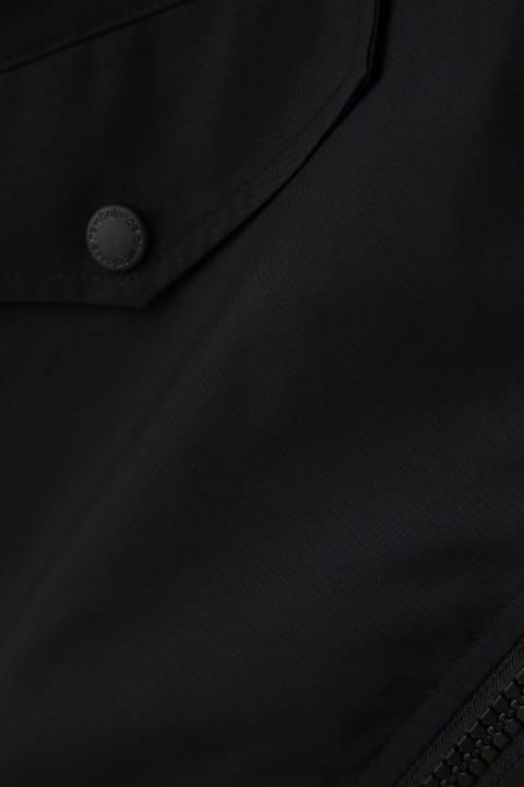 【直営店舗限定アイテム】 メカニカル ストレッチ ミニリップ フルジップ  ウインドフーディ (WOMENS advanced pac)