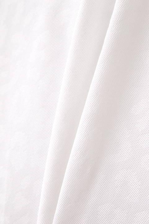 レオパードエンボス スパンライクピケ半袖ポロシャツ (MENS SPORT)