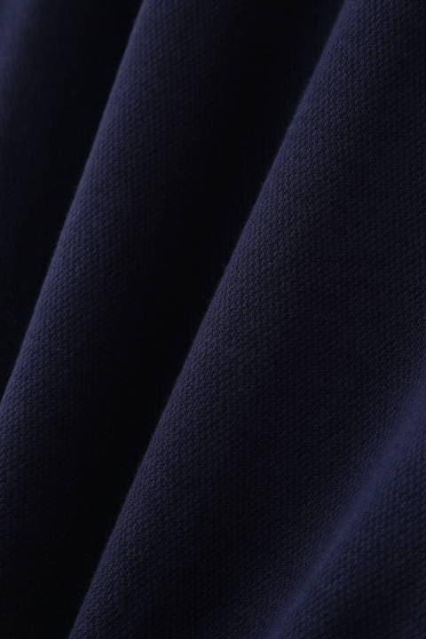 カノコ メッシュダブルフェイス 半袖 ポロシャツ (MENS METRO)