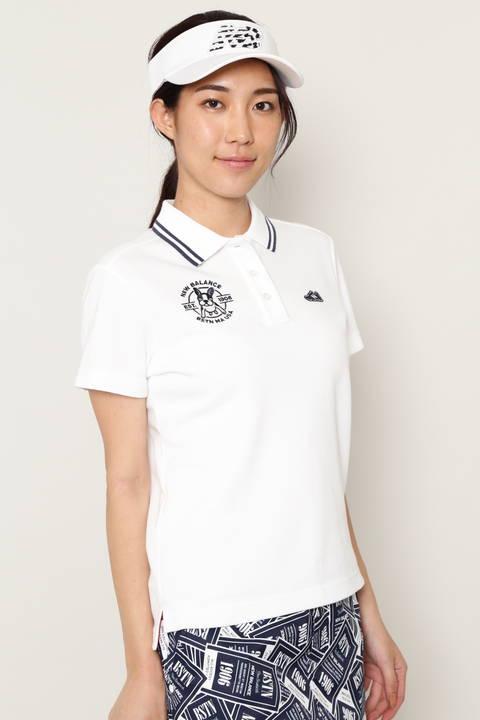 カノコ メッシュダブルフェイス 半袖 ポロシャツ (WOMENS METRO)