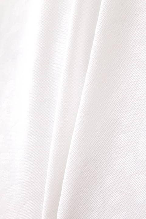 レオパードエンボス 長袖 ポロシャツ (MENS SPORT) <LEOPARD SERIES>