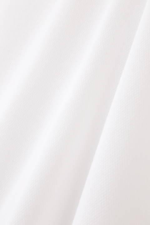 カノコ メッシュダブルフェイス 長袖 ポロシャツ (WOMENS METRO)