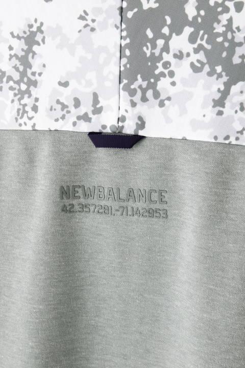 【直営店舗限定アイテム】 半袖スウェットモックネックプルオーバー (MENS advanced pac)