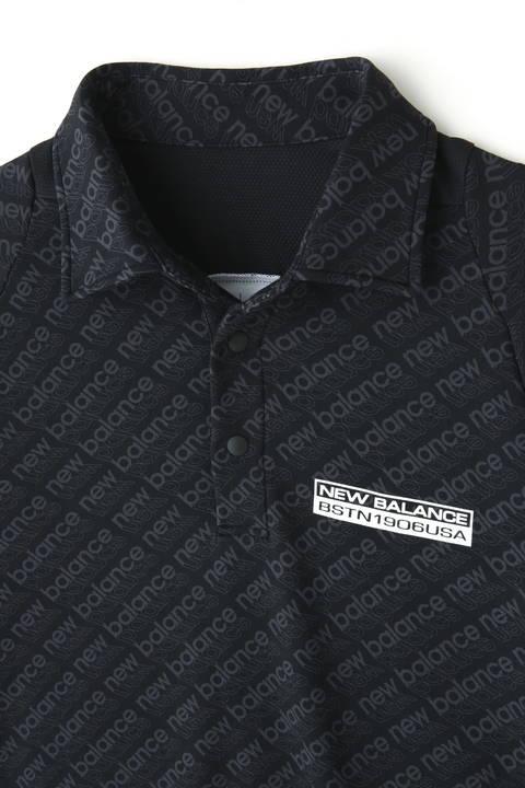 バックサイドブラッシュ長袖カラーシャツ (MENS SPORT)