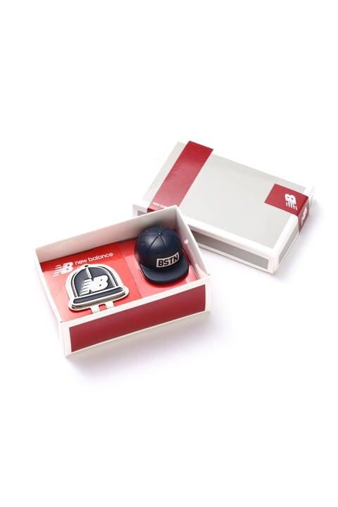 パッケージ梱包 キャップ フィギュア クリップマーカー (UNISEX METRO)