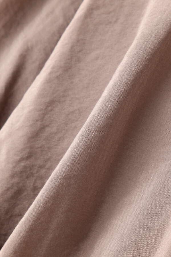 ベルテッドシアーシャツ