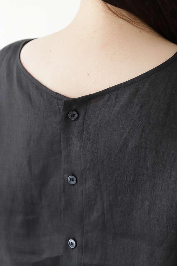 フレンチリネン半袖