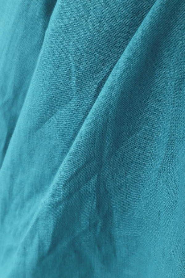フレンチリネンスキッパーシャツ