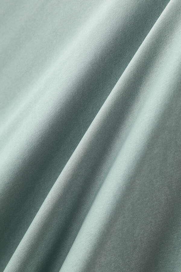 [洗える]グロッシーサテンマーメイドスカート